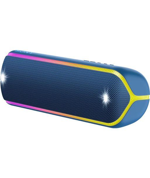 Altavoz portatil Sony srxb32l extra bass bluetooth azul SRSXB32L_CE7 - SRSXB32L_CE7