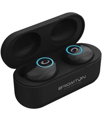 Auriculares inalámbricos bluetooth true wireless Brigmton bml16 manos libre BML16N