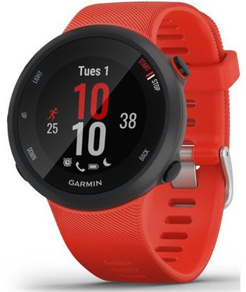 Reloj deportivo Garmin forerunner 45 rojo 010-02156-16