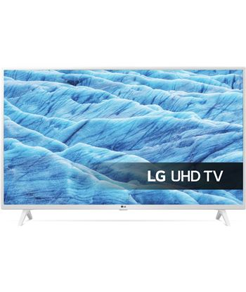 Tv led 108 cm (43'') Lg 43UM7390 ultra hd 4k smart tv con inteligencia artif