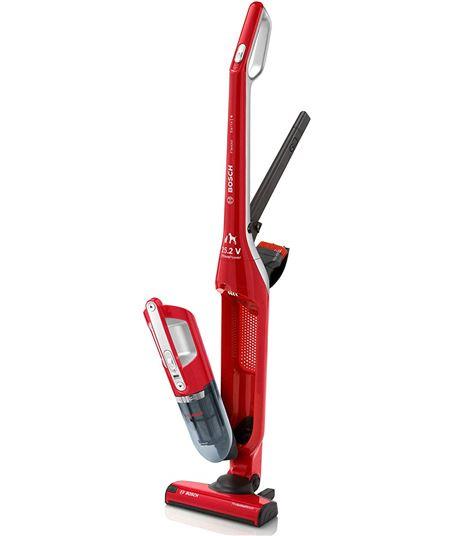 Aspiradora escoba/mano Bosch BBH3ZOO25 proanimal sin cable roja - 4242005109951
