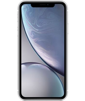 Apple movil iphone xr 6.1'' 64gb white mry52ql_a Telefonos móbiles - 190198770844