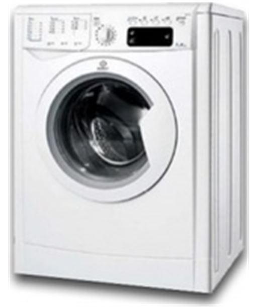 Lavadora-secadora carga frontal  7kg. Indesit IWDE7125B (1200rm) - 8007842625653