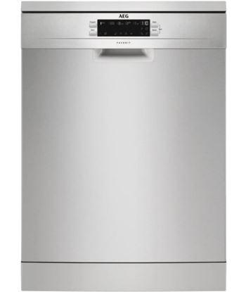 Aeg FFB53910ZM lavavajillas 14 servicios 5 programas 46 db clase a+++ acero - FFB53910ZM