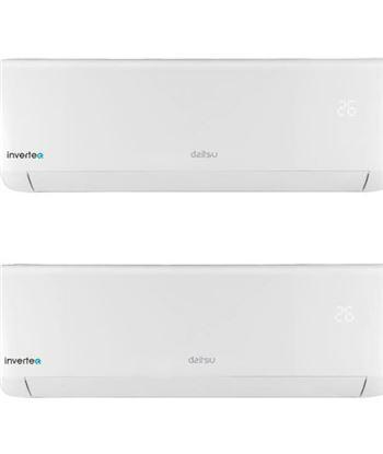 Fujitsu aire acondicionado pared multi split 2x1 daitsu asd912k11i_db 2752+2150 fri - ASD912K11I_DB 2752+2150