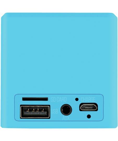 Mini altavoz portátil Trust primo summer 3w bluetooth azul 22480 - 53717131_2702056634