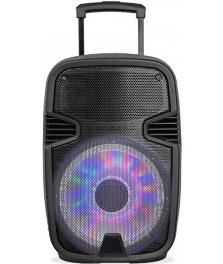 Altavoz portatil Sakkyo npl2210dsp 8'' bateria recargable 45w rms bluetooth NPL2208DSP - 8401551011460