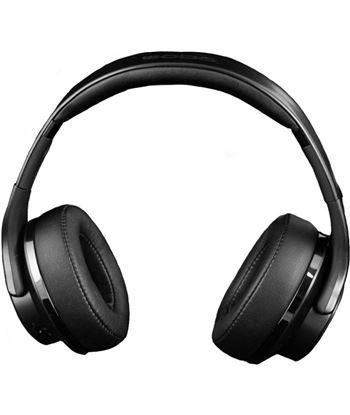 Auriculares diadema Ksix go&play reverse inalambricos plegables negros BXAUPBTSPK01