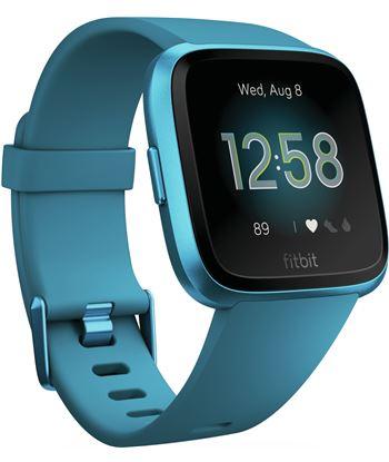 Fitbit versa lite azul marino smartwatch reloj deportivo con pantalla tácti FB415BUBU VERSA