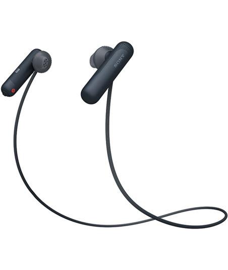 Sony WI-SP500 NEGRO auriculares inalámbricos deportivos bluetooth nfc ipx4 - +98627
