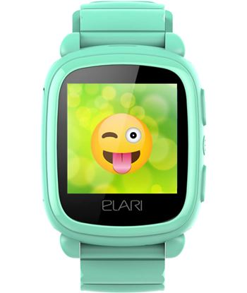 Nuevoelectro.com elari kidphone 2 verde reloj inteligente smartwatch para niños con localiza kidphone2 verde