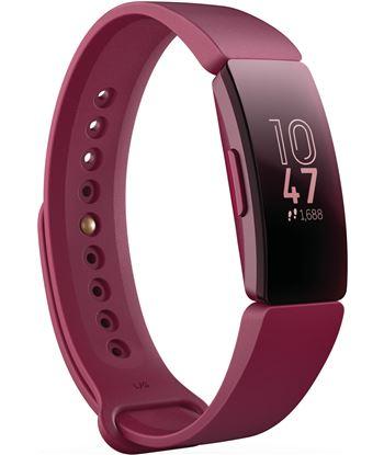 Fitbit inspire sangría pulsera de actividad con pantalla oled táctil y corr FB412BYBY INSPI