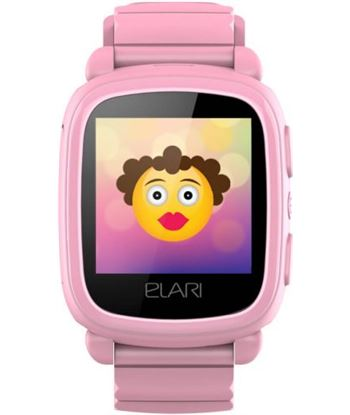 Nuevoelectro.com elari kidphone 2 rosa reloj inteligente smartwatch para niños con localizac kidphone2 rosa