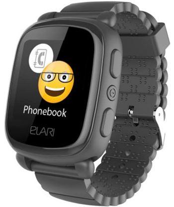 Nuevoelectro.com elari kidphone 2 negro reloj inteligente smartwatch para niños con localiza kidphone2 negro