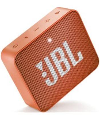 Jbl GO2 NARANJA altavoz inalámbrico portátil 3w rms bluetooth aux micrófono