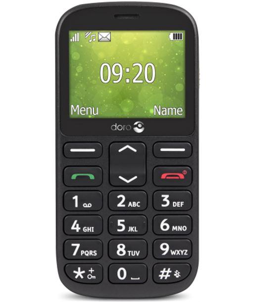 Nuevoelectro.com doro 1361 negro m?vil senior dual sim 2.4'' c?mara 2mp bluetooth radio fm m - +98645
