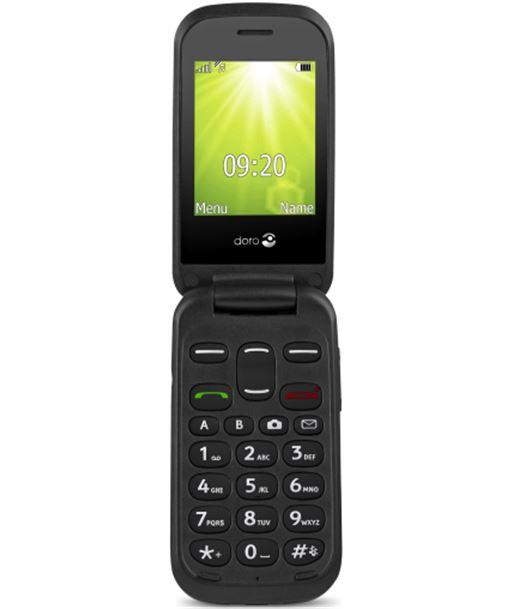 Nuevoelectro.com doro primo 2404 negro m?vil senior dual sim 2.4'' c?mara 0.3mp bluetooth ra - +98648