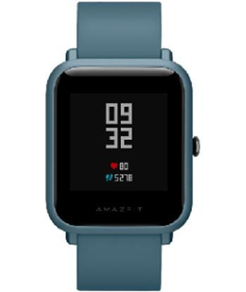 Xiaomi AMAZFIT BIP LITe azul smartwatch 1.28'' t?ctil gps glonass bluetooth