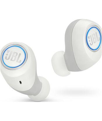 Jbl FREE X TWS BLANco auriculares inalámbricos con micrófono integrado y fu