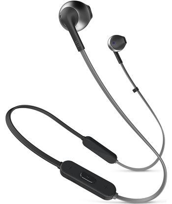 Jbl t205bt negro auriculares ergonómicos con micrófono integrado control re T205BT BLACK