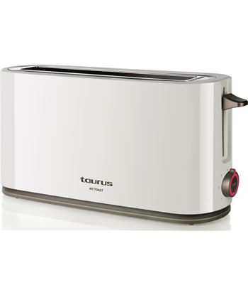 Tostador Taurus my toast 1 ranura ancha 1000w 960647