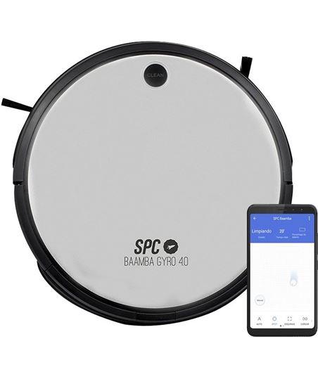 Spc 6402S BAAMBA GYro 4.0 robot aspirador navegación inteligente extrapower - 8436542856157