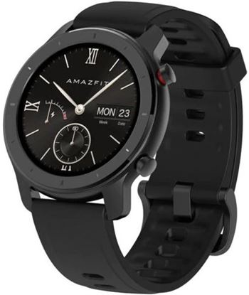 Xiaomi AMAZFIT GTR LITe smartwatch negro 1.2'' 42.6mm amoled gps bluetooth
