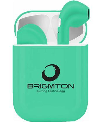 Brigmton bml-18a verde auriculares inalámbricos manos libres bluetooth con BML-18A GREEN