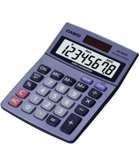 Calculadora sobremesa Casio m80ver MS80VER - CASMS80VER