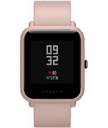 Xiaomi AMAZFIT BIP LITe rosa smartwatch 1.28'' t?ctil bluetooth puls?metro