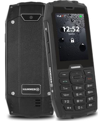 Myphone Hammer 4 negro m?vil resistente ip68 dual sim 2.8'' tft c?mara blue HAMMER 4 BLACK