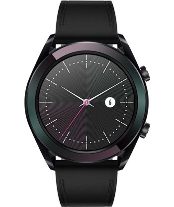 Huawei WATCH GT ELEGANt negro smartwatch 42mm 1.2'' amoled gps bluetooth fr
