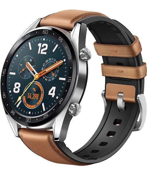Huawei watch gt marrón reloj smartwatch pantalla amoled gps wifi bluetooth WATCH GT BROWN - +20322