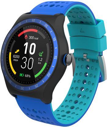 Reloj inteligente smartee pop Spc 9625A azul - pantalla 1.3''/3.3cm ips - bt