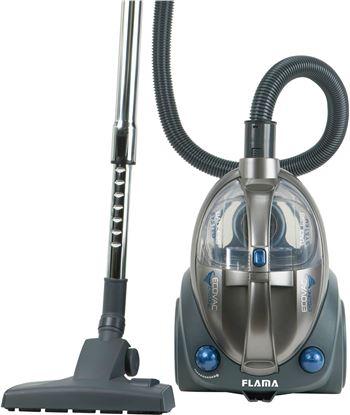 Nuevoelectro.com aspirador de trineo sin bolsa flama 1685fl - 700w - 3 niveles filtrado - fi - FLA-PAE-ASP 1685FL