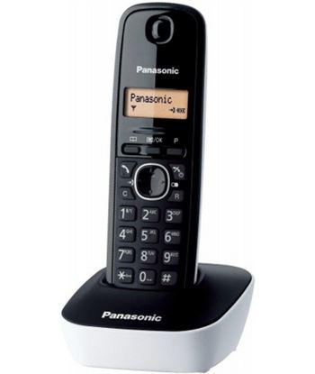 Siemens teléfono inalámbrico dect panasonic kx-tg1611jtw blanco/negro - identificac