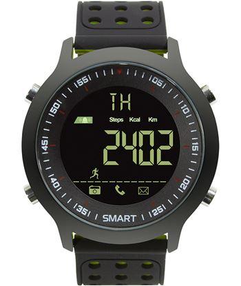 Nuevoelectro.com reloj inteligente leotec hardy life verde - esfera 2.79cm full view retroil lesw11g
