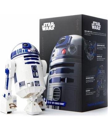 Nuevoelectro.com robot electrónico sphero star wars r2-d2 - leds frontales y traseros - bt - r201row . - SPH-SW R2D2