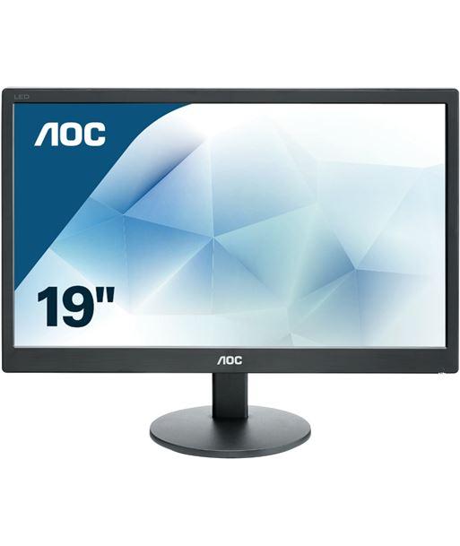 Monitor led Aoc E970SWN - 18.5''/46.99cm - 1366x768 hd - 16:9 - 200cd/m2 - 2 - AOC-M E970SWN