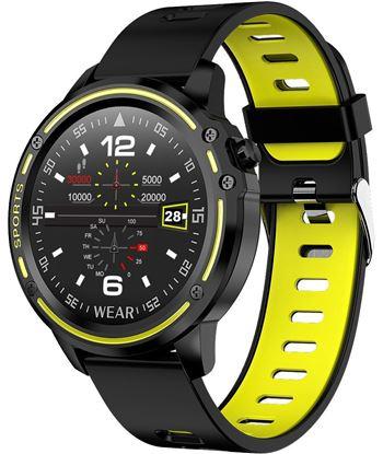Nuevoelectro.com reloj inteligente leotec multisports ecg complete verde - esfera 3.09cm tác lesw18g