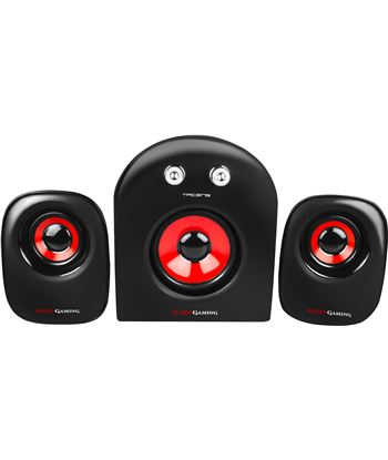 Altavoces 2.1 mars gaming MS2 - 20w rms - 5 dRivers de sonido - subwoofer -