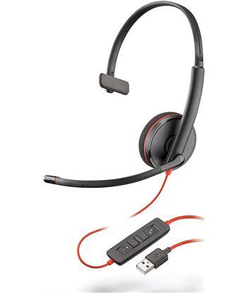 Auriculares Plantronics blackwire c3210 a - monoaural - micrófono con cance 209744-101