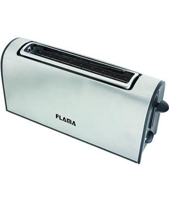 Nuevoelectro.com tostador de pan flama 968fl acero inox - 1000w - ranura extra ancha - termo