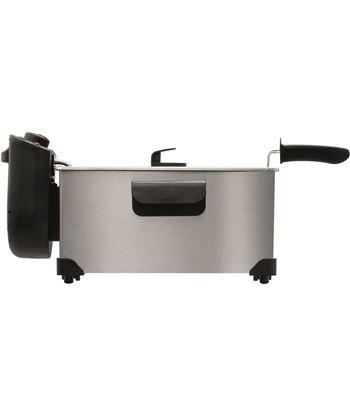 Nuevoelectro.com freidora flama 636fl - 2200w - cuba esmaltada antiadherente 3l - termostato