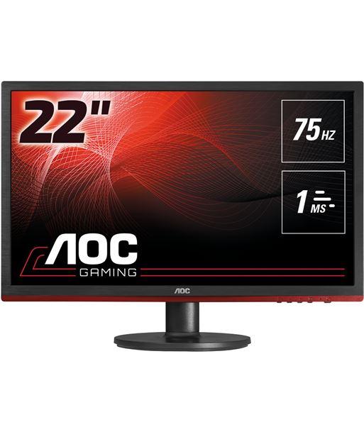 Monitor gaming Aoc G2260VWQ6 - 21.5''/54.61cm - 1920x1080 full hd - 16:9 - 2 - AOC-M G2260VWQ6