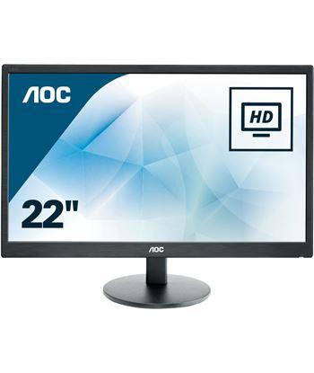 Monitor led Aoc E2270SWN - 21.5''/54.61cm - 1920x1080 full hd - 16:9 - 200cd