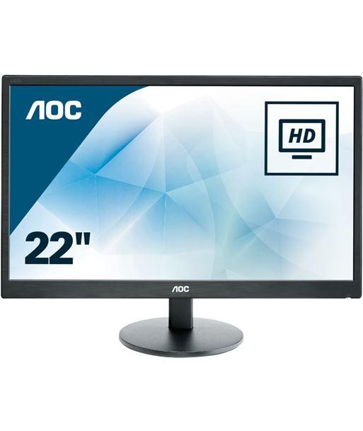 Monitor led Aoc E2270SWN - 21.5''/54.61cm - 1920x1080 full hd - 16:9 - 200cd - AOC-M E2270SWN