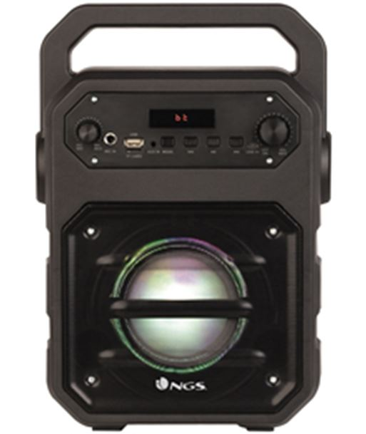 Altavoz portátil Ngs roller drum - 20w - bluetooth - fm - usb/microsd/aux i ROLLERDRUM - NGS-ALT ROLLERDRUM