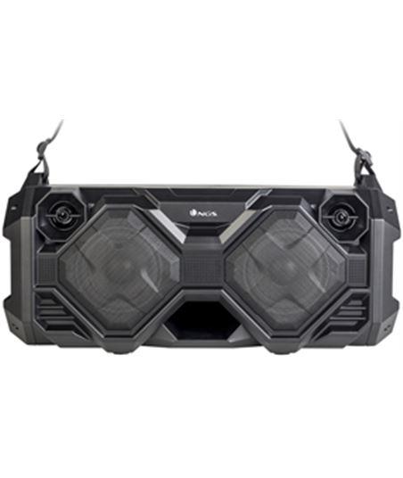 Altavoz portátil Ngs boombox street fusion - 100w - bluetooth - fm - usb/mi STREETFUSION - NGS-ALT STREETFUSION