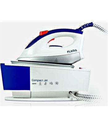 Nuevoelectro.com centro de planchado flama 548fl - 2000w - deposito 0.75l - chorro de vapor